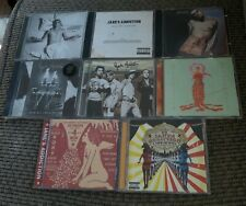 Jane's Addiction & Porno For Pyros Lot Of 8 CD albums INSTANT COLLECTION Alt
