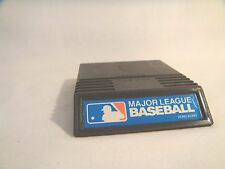Major League Baseball (Intellivision, 1980) game only
