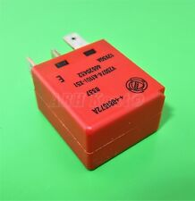 615-Fiat Peugeot Citroen 4-Pin Red Relay 46520432 Tyco V23074-A1101-X51 12V30A