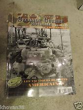 Les tactiques blindées américaines WW2  Champs de bataille Hors série N°2