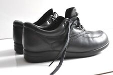 Drew Womens Black leather shoes size 8.5-9