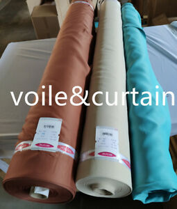 BLACKOUT FABRIC  Stage and Theater Draping Curtains Exhibitions 3 colours