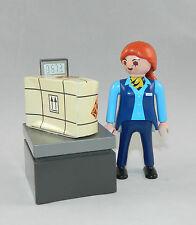 Playmobil Angestellte Paketwaage Waage Postamt  Post 4401 3965 4279 5301 #37413