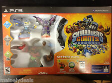 Skylanders: Giants -- Starter Pack (Sony Playstation 3, 2012) NO DISK