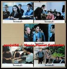 TERMINALE - Wolkowitch,Mouglalis - 5 PHOTOS ORIGINALES / 5 FRENCH LOBBY CARDS