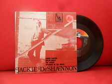 JACKIE DeSHANNON Laurel Canyon +3 7/45 NMINT PORTUGAL 69' EP EXCLUSIVE RARE