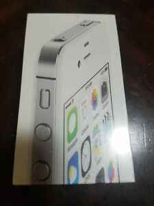 RARE Apple iPhone 4s - 8GB - White A1387 US Virgin Mobile (Sprint MVNO) ONLY