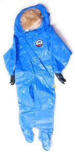 Kappler Responder Hazmat Chemical Training Suit   Chemical Safety Suit By IMI