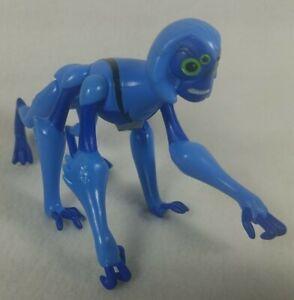 "Spider Monkey Ben 10 4"" Loose Action Figure Bandai Cartoon Network Great Shape!"