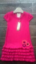 Strawberry Faire Niñas Vestido 2-3 Años De Edad Bnwt