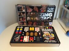 Rare 300 Amazing Magic Tricks Recognised By FISM Collection TS21 Great Condition