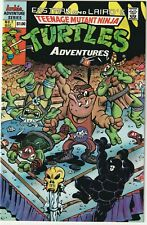 Archie Eastman and Laird's TMNT Adventures #7 1st print (Dec. 1989) Mid Grade