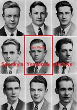 1946 High School Yearbook~w/ Tom Wolfe~Electric Kool-Aid Acid Test~Right Stuff++
