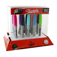 Sharpie Back to School Permanent Markers, Fine Point, Assorted Colors Pack of 15