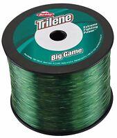 Berkley Big Game Bulk Green Clear 10lb – 30lb 1760yd – 6000yd Fishing Line
