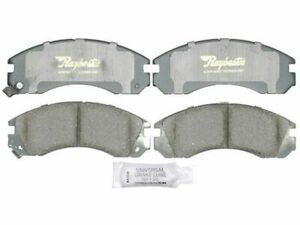 For 1991-1996 Dodge Stealth Brake Pad Set Front Raybestos 25762JW 1992 1993 1994