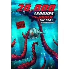 20,000 Leagues Under the Sea  - Retold by Carl Bowen