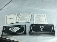 Monopoly Millionaire Board Game Replacement Millionaire LifeStyle & Chance cards