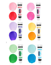 NEW CELEBAKES ICING PINK  GREEN YELLOW VIOLET AND BLUE GEL COLOUR  20G  SET
