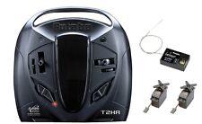 Futaba 2HR 2.4Ghz RC Car 2Ch Radio Control System Transmitter+Receiver+Servo x2