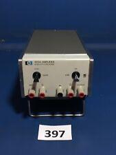 HP 465A AMPLIFIER