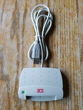 Acs / Acr-30U-Cfc Tan Smart Card Reader New