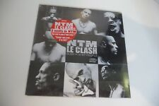 NTM LE CLASH CD POCHETTE CARTONNEE 2 TITRES + 1 VIDEO NEUF EMBALLE. CARDSLEEVE