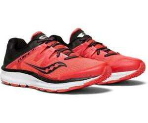 SAUCONY GUIDE ISO WOMENS LADIES SUPPORT RUNNING GYM TRAINERS SHOES UK 3