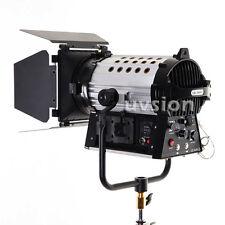 Bi-color 200W LED V-lock Fresnel Dimmable Wireless Remote Spotlight for studio