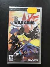 WILD ARMS XF, PSP PAL FR, neuf sous blister