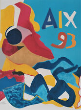 Maurice ESTEVE - Lithographie - v1269