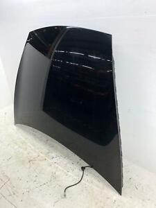 2003-2010 PORSCHE CAYENNE GTS FRONT HOOD W/O TURBO BLACK (L041) OEM