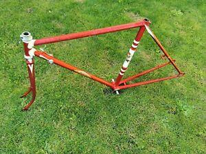 VINTAGE CADRE VELO COURSE 700 ROAD BICYCLE FRAME old bike 52CM