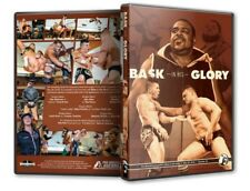Pro Wrestling Guerrilla - Bask in His Glory DVD, PWG Keith Lee David Starr