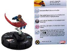 Marvel Heroclix Uncanny X-Men-Cíclope #024