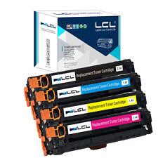 4PK 125A CB540A CB541A CB542A CB543A cartouche de toner pour HP Color NON-OEM