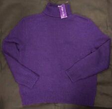 Ralph Lauren Purple Label 100% Kaschmirpullover  Rollneck Sweater Gr XL