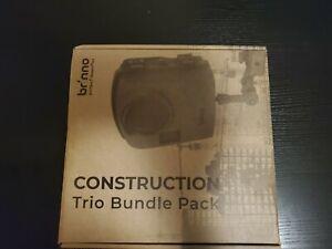 Brinno Trio construction pack (Time lapse)