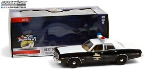 Greenlight Hot Pursuit 1977 Texas Highway Patrol Dodge Monaco 1/24 In Stock