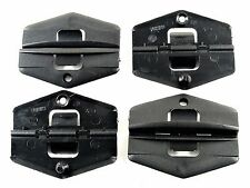 GM Window Guide Clips- S10 S15 Blazer Sonoma Jimmy Bravada- 1982-94- Qty.4- #012