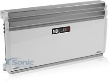 MB Quart NA540.6 540 Watt RMS 6-Channel Nautical Class SQ Marine Audio Amplifier