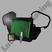 Service kit Honda MSX 125 Grom 13-19 oil filter air filter Spark plug NO OIL