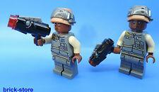 LEGO STAR WARS / 75164 / FIGURINE (02) REBEL TROOPER AVEC Big Blaster / 2 pièces