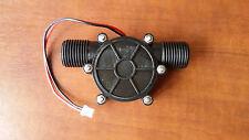 Micro Generatore Idroelettrico Led Energia Solare Fotovoltaico 12V