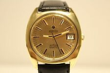 "VINTAGE SWISS  CLASSIC GOLD PLATED MEN'S AUTOMATIC WATCH ""ROAMER"" ANFIBIO MATIC"