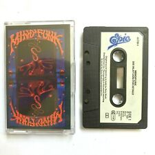 MIND FUNK - Mind Funk  / 1991 Album / Cassette TAPE