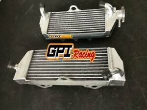 FOR HUSQVARNA WR/CR 260/240/250/125/360 1990-1994 1993 1992 Aluminum radiator