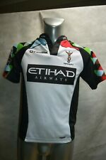 MAILLOT  RUGBY ONEILL'S HARLEQUINS  TAILLE 13/14 ANS JERSEY/MAGLIA