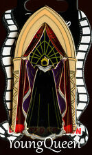 DSSH Disney Snow White Evil Queen Villain Stained Glass Series Le 200 Pin