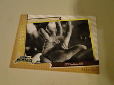 2011 Press Pass Legends Battle Scars Card 80 Gold